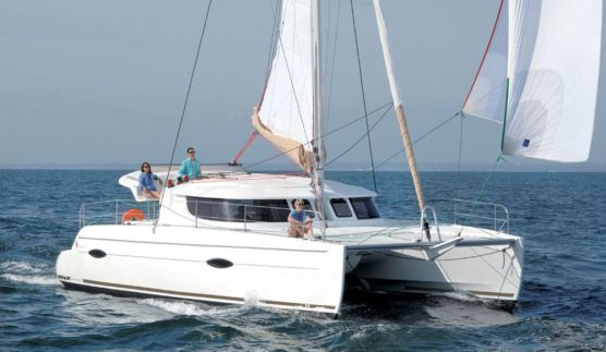 Lipari 41 Evolution Offshore Sailing